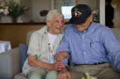 veteran love story