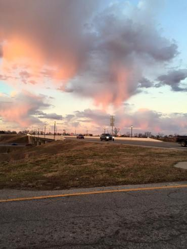 This photo was taken by Stephanie Halsted in Rogers, AR