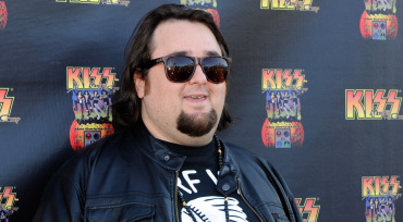 "LAS VEGAS, NV - MARCH 15:  Austin ""Chumlee"" Russell from History's ""Pawn Stars"" television series arrives at the grand opening of the KISS by Monster Mini Golf amusement attraction on March 15, 2012 in Las Vegas, Nevada.  (Photo by Ethan Miller/Getty Images)"
