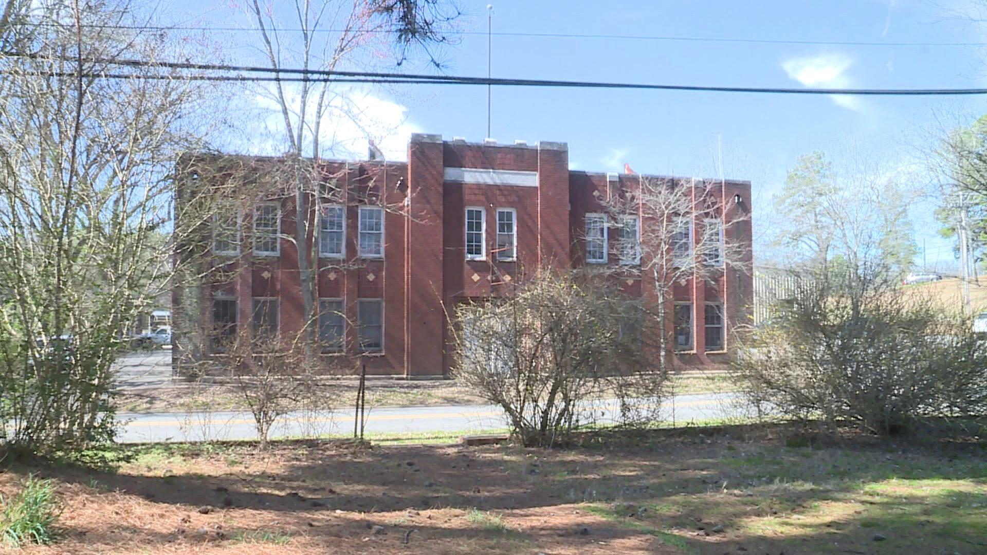 clarksville building