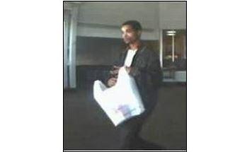 Debit theft suspect