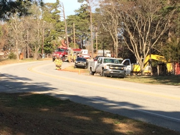 Eureka Springs Gas Leak