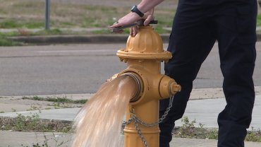 FORT SMITH HYDRANT