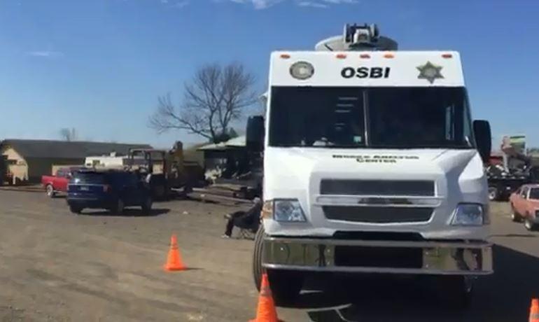 OSBI four-state fed raid