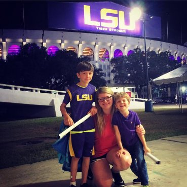 Without the TOPS scholarship, LSU sophomore Baleigh Callaghan may have to move back in with her parents and younger brothers, who live more than an hour away.