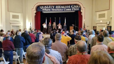 Vets Center Celebrates End of Vietnam