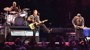 Bruce Springsteen And The E Street Band Performs At Pepsi Center
