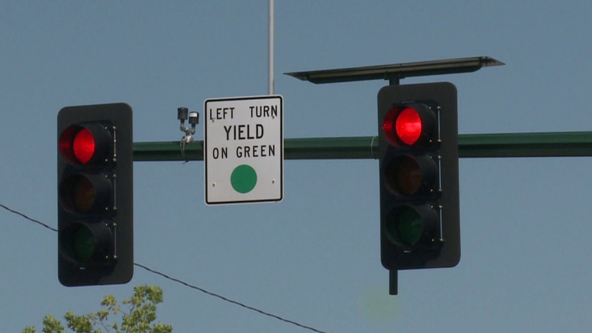 Dead Red Law Allows Motorcyclists To Run Some Lights Fort Traffic Light Wiring Smith Fayetteville News 5newsonline Kfsm 5news
