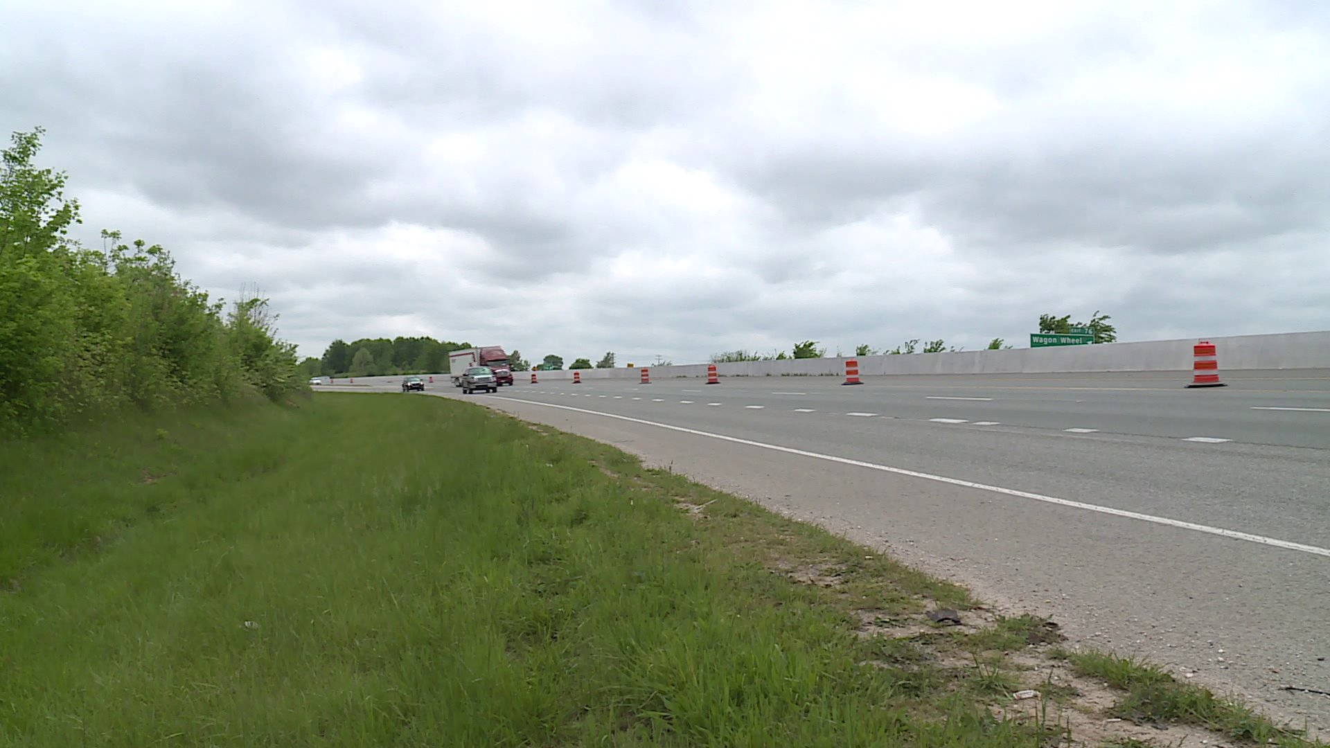 interstate 49 construction