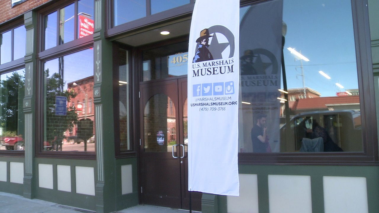 popshop marshals museum