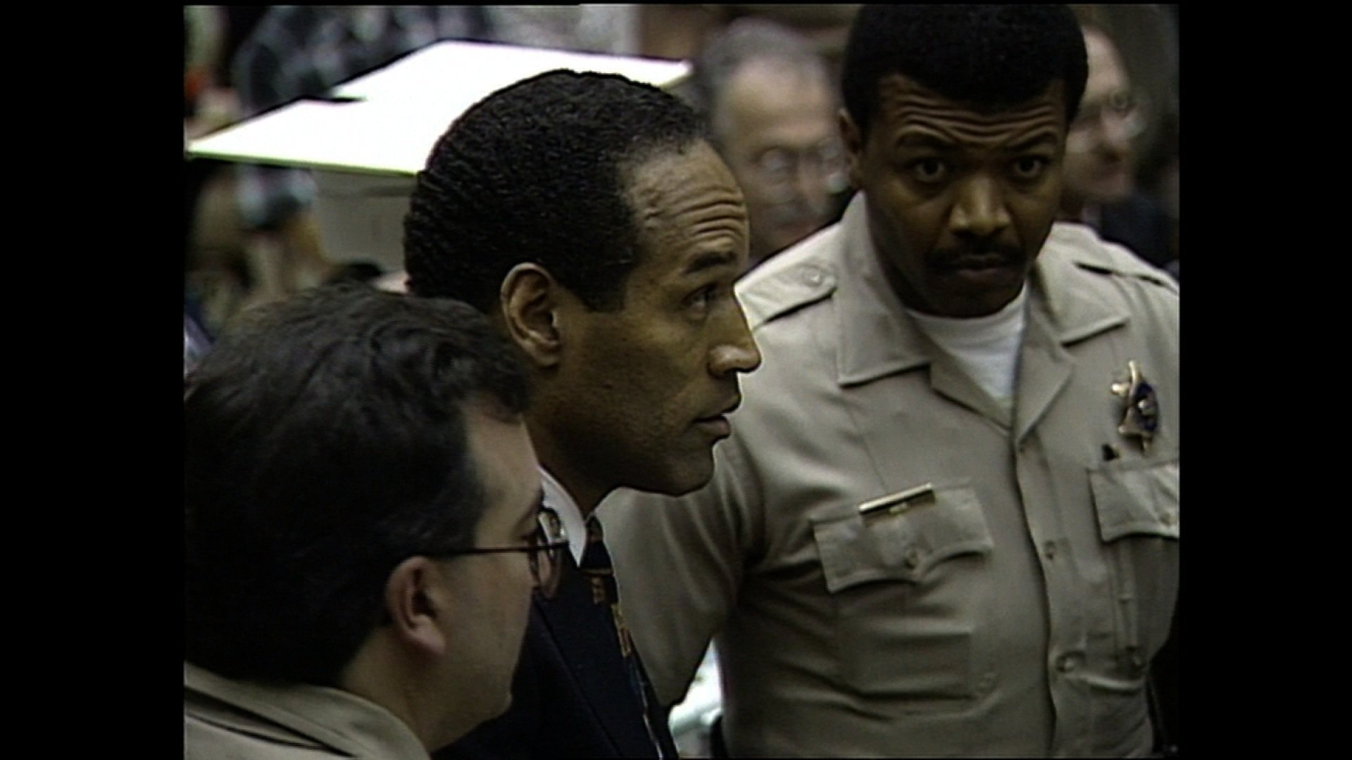 In 1995, O.J. Simpson went on trial for the killing of his ex-wife, Nicole Brown Simpson, and her friend Ronald Goldman, in what became a wall-to-wall televised proceeding.