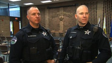 O'Connor and fellow SPD Officer Bryan Poradzisz