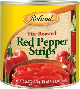 New York-based Roland Foods issued an unrelated recall of fire roasted red pepper strips, also because of possible glass fragments, the company said in a statement.