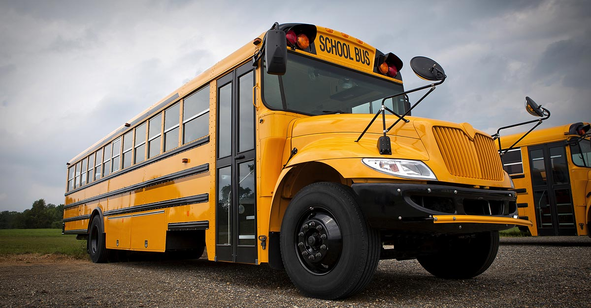 'Burn Up Until You Shut Up,' Parents Say Bus Driver Turned Off AC, Made Kids Roll Up Windows As Punishment thumbnail