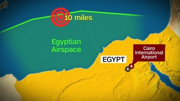 EgyptAir Flight 804 vanished from radar on its way from Paris to Cairo with 66 people aboard, the airline said Thursday.