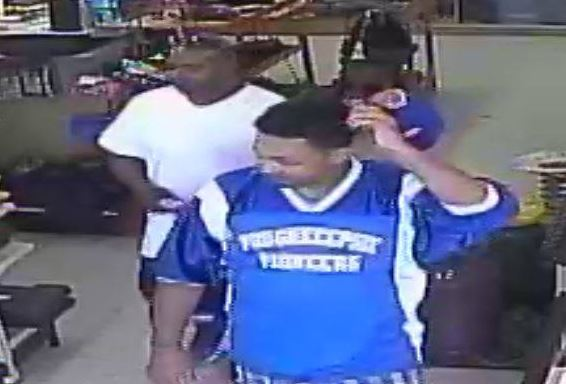 fayetteville robbery suspects