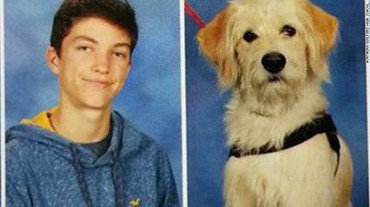 Service Dog Yearbook Spot