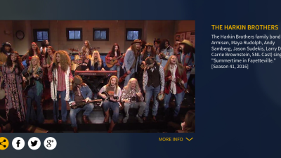"""SNL Performs Skit About """"Summertime In Fayetteville"""" 