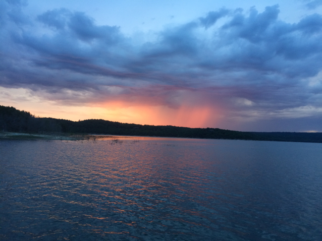 UserName:Wes.d.waddell@gmail.com UserEmail:Wes.d.waddell@gmail.com PhoneNumber: Description:Sunset last night on Beaver Lake.