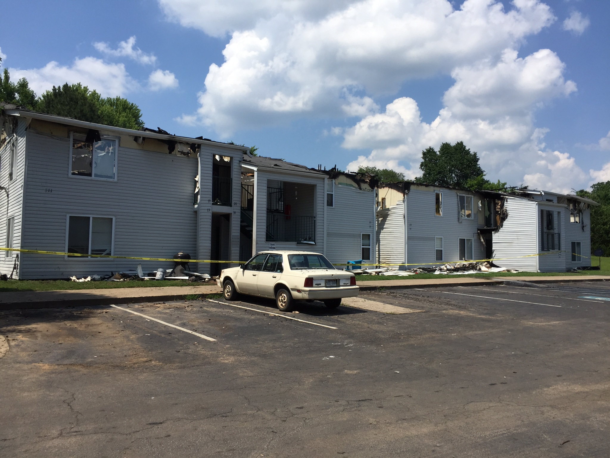 CRAWFORD COUNTY APARTMENT FIRE