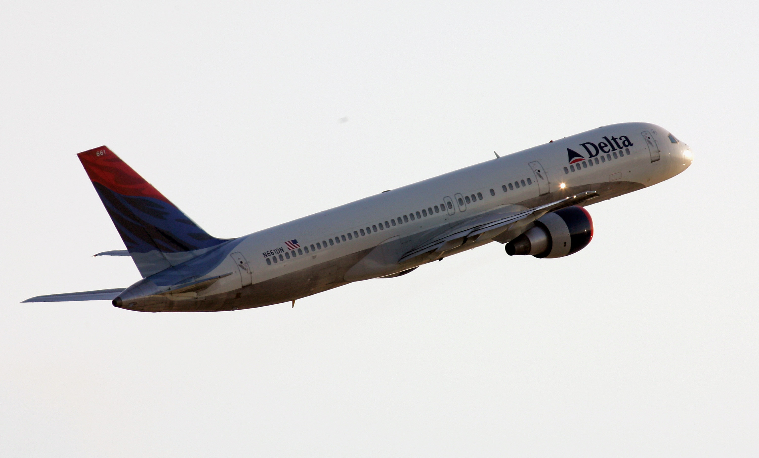 Delta Air Lines Stock Plunges Amid Reports Of Possible Bankruptcy