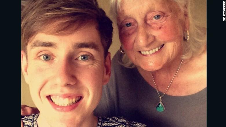 Googling grandma