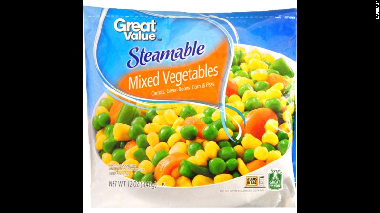 Great Value Mixed veggies