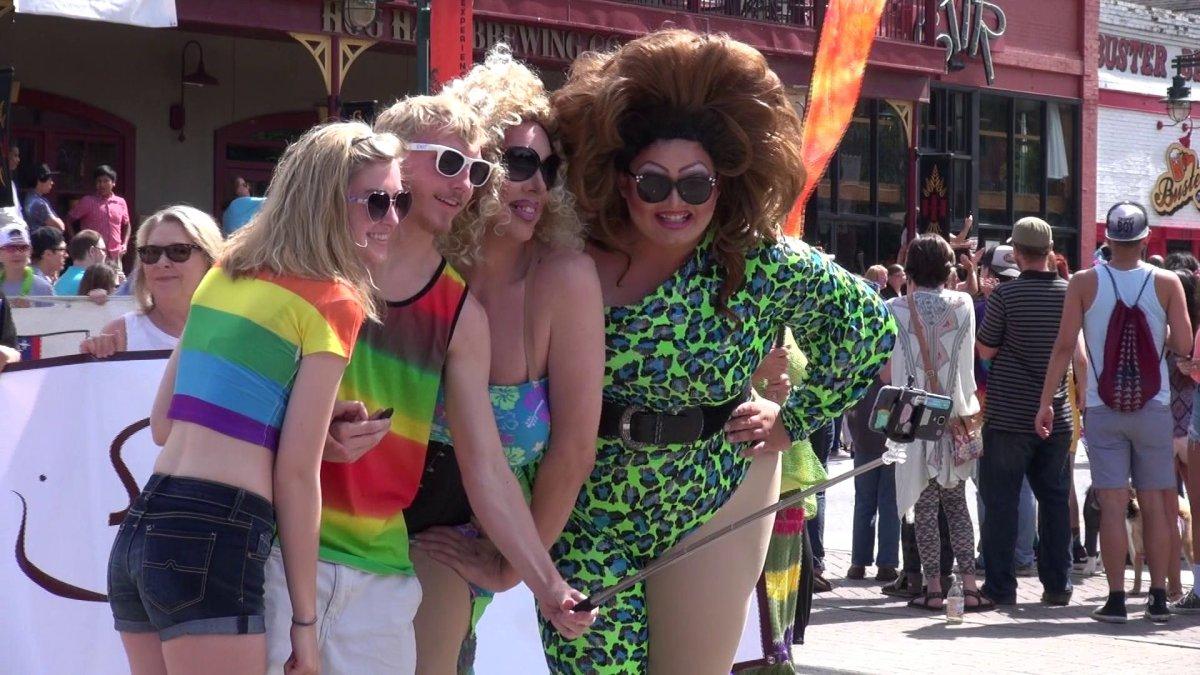Portlan oregon gay community