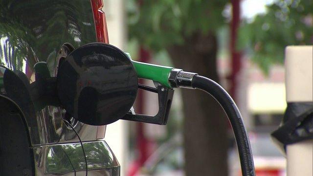 Gas Station Pump Fuel