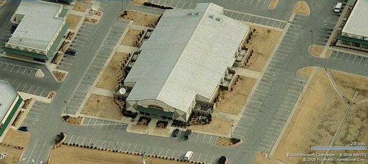 Photo of venue on Springdale Civic Center Facebook page.