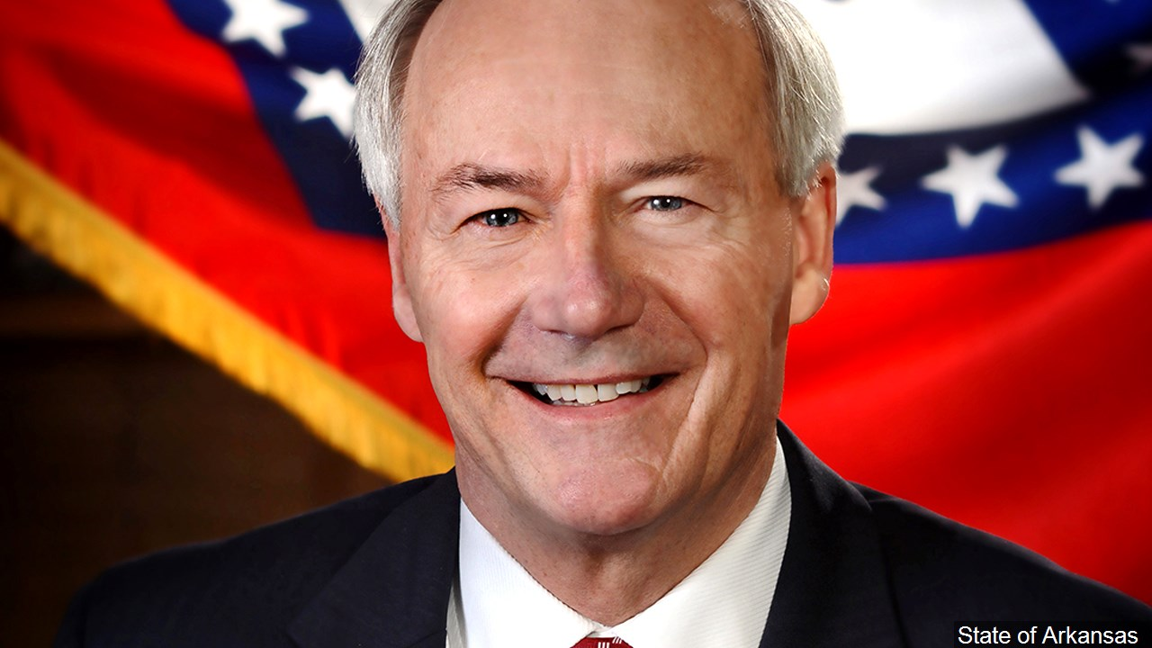 Gov. Hutchinson Says He Likes Where He Is In Response To Trump ...