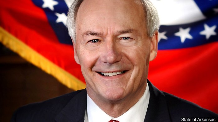 Gov. Hutchinson To Hold News Conference Wednesday To Give Update On Flood Conditions