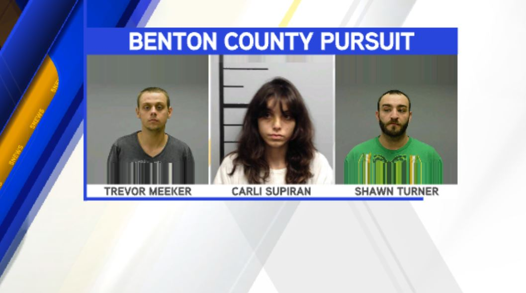 BENTON COUNTY PURSUIT