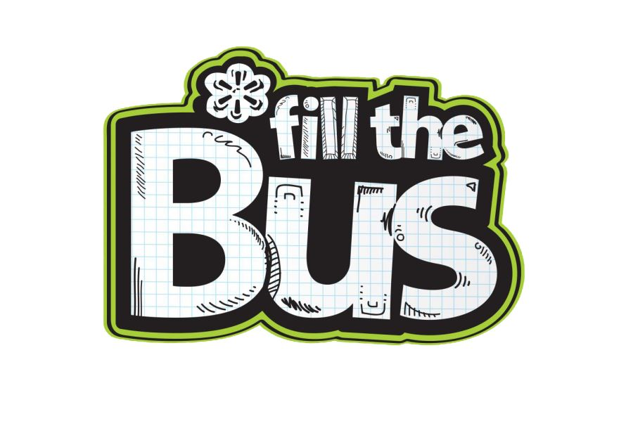 Fill The Bus Logo