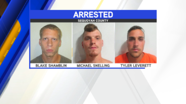 sequoyah county arrests