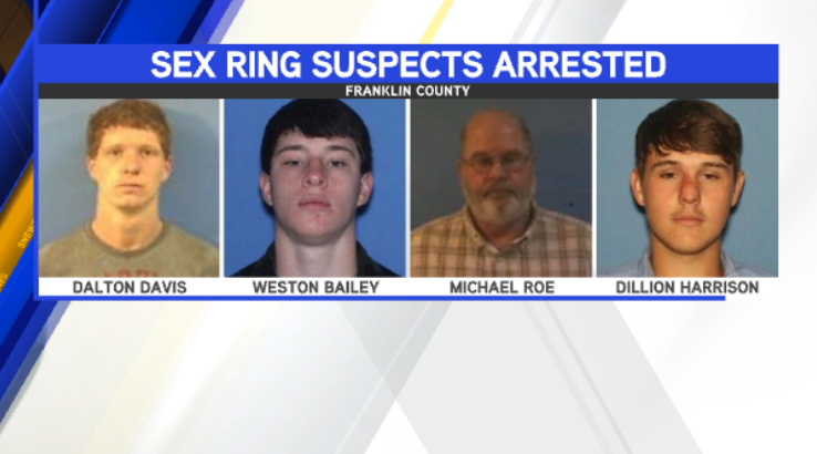 Sex offender research in franklin county