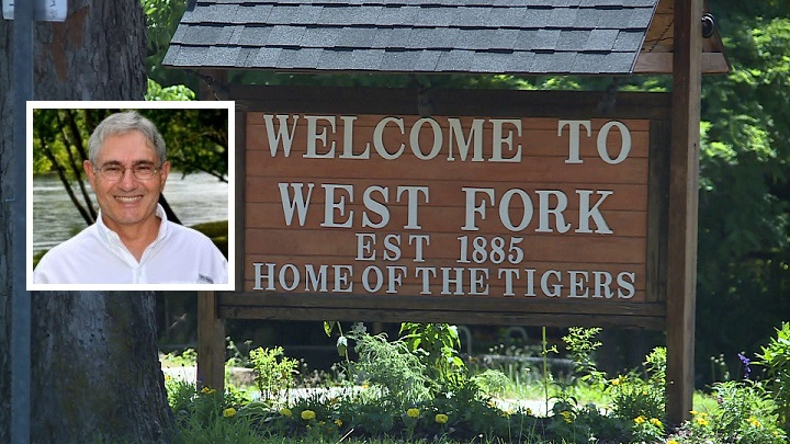west fork and west fork mayor