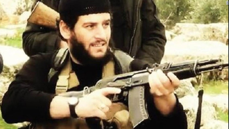 Isis SPokesman killed
