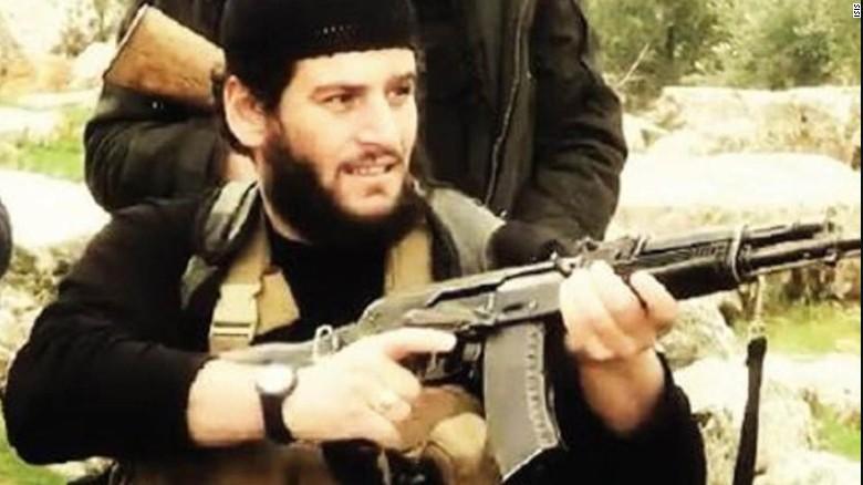 Isis SPokesman killed