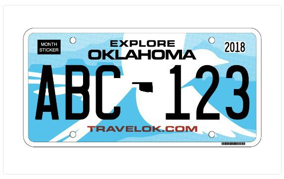 new-license-plate OK