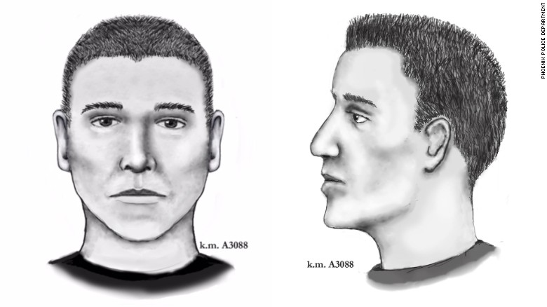 Phoenix shooting suspect composite