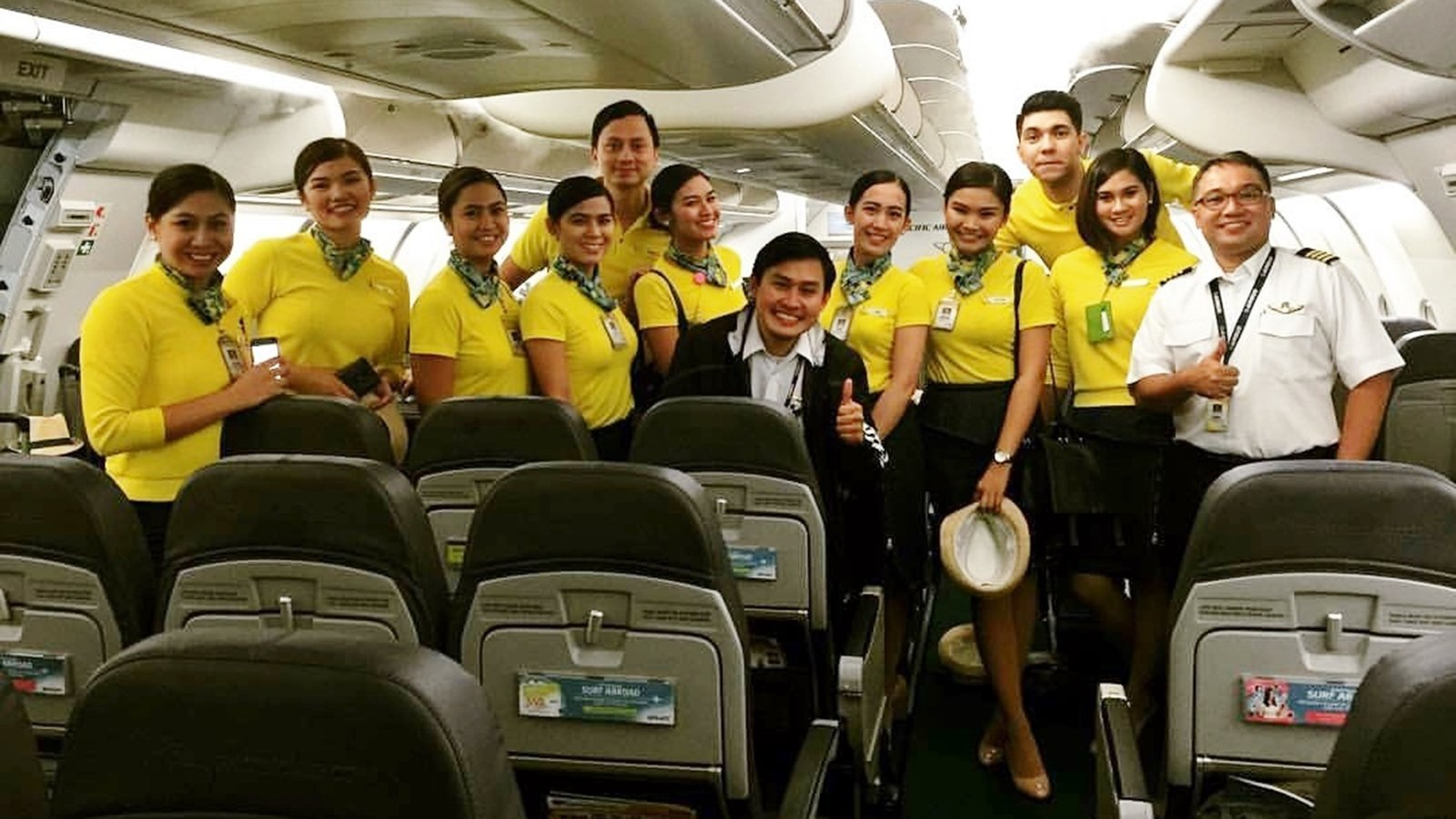 Baby Born on Cebu Pacific