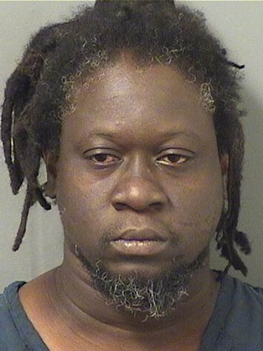 This man was arrested at Publix in West Palm Beach, Florida after cops responded to a report he was screaming at employeeds at the grocery store.