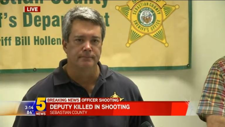 Sheriff Hollenbeck press conference