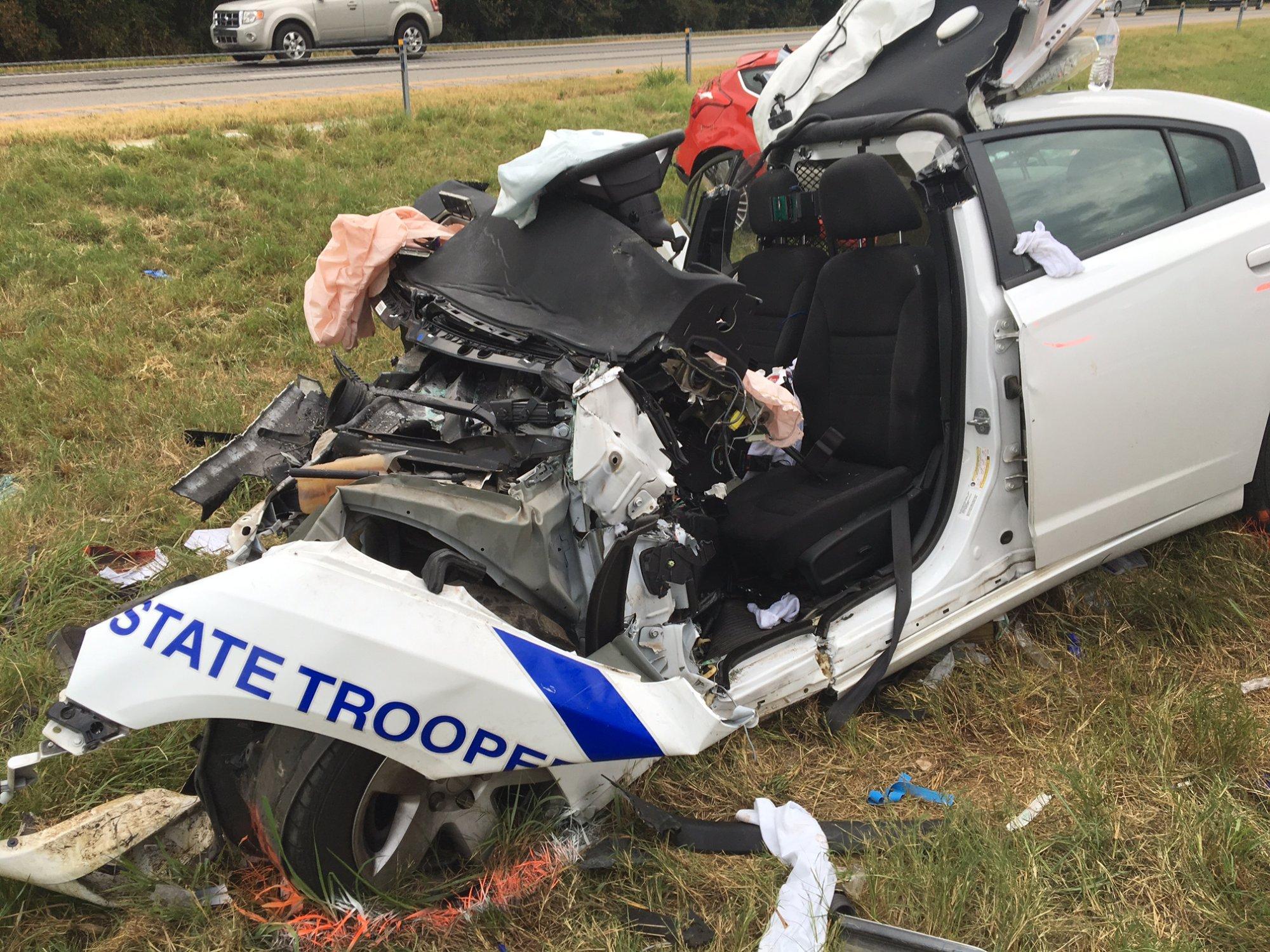Man Identified In Deadly Officer-Involved I-40 Crash   Fort