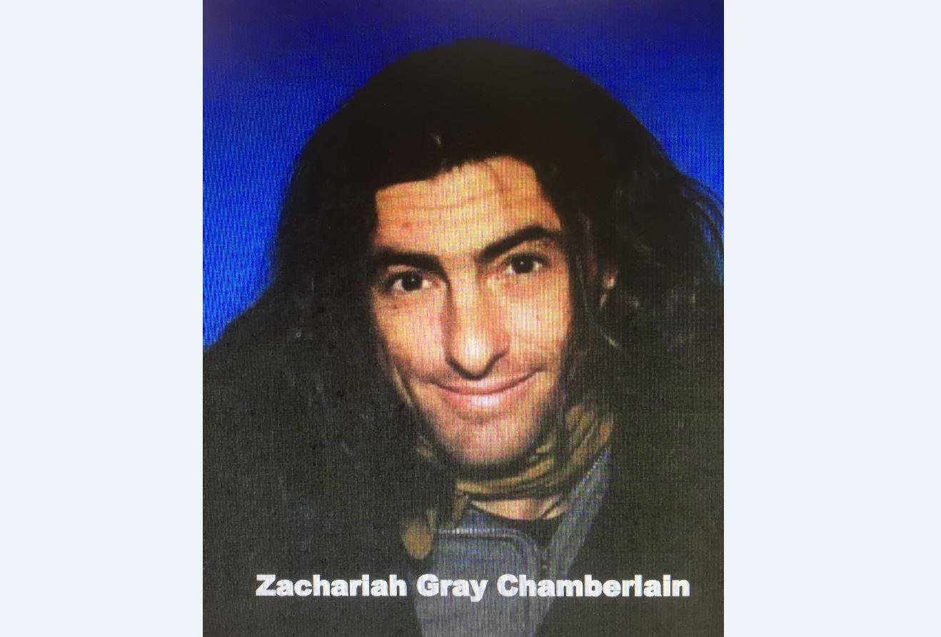zachariah gray chamberlain