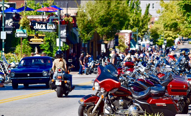Gearing Up For 20th Annual Bikes, Blues and BBQ