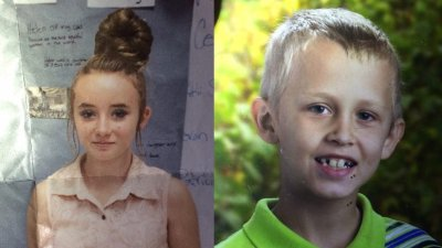 Two Missing Children Found Safe After Taking Grandmother's Car
