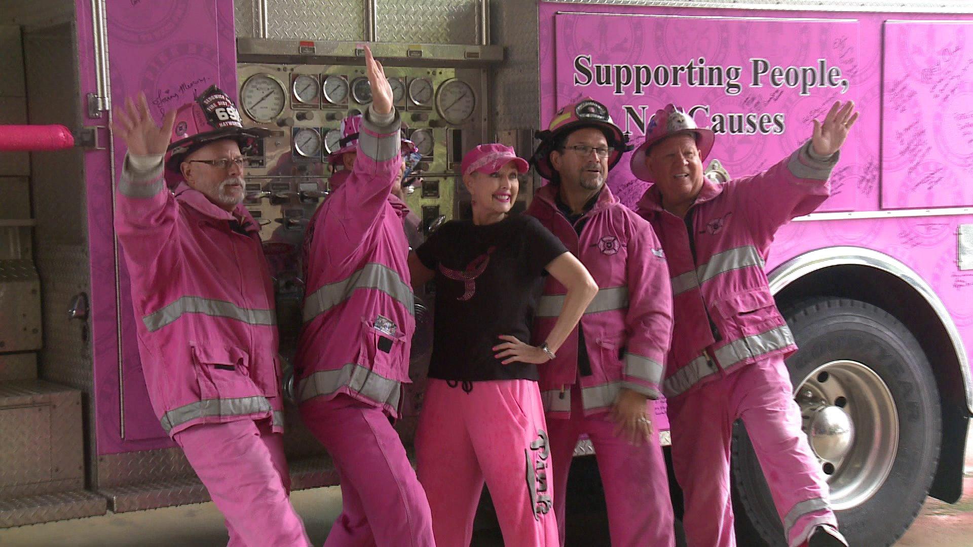 Pink Fleet 1