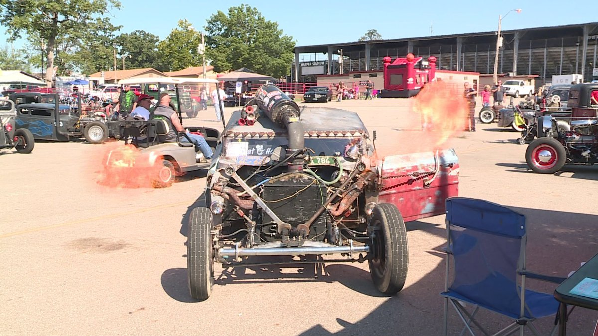 Rats To Riches Car Show Continues In Fort Smith | Fort Smith ...